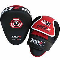 Боксерские лапы RDX Multi Red