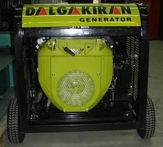 Dalgakiran 14 000 bg-te 3 фаз генератор