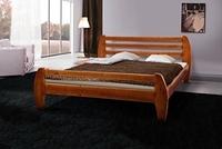 """Кровать из массива """"Галакси"""" (сосна)"""