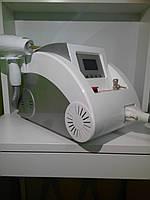 Неодимовый лазер с прицельным лучом и карбоновой насадкой