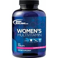 BodyBuilding.com Women's Multivitamin 120 tab