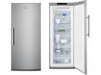 Морозильный шкаф Electrolux  EUF 2242 AOX ( 197 л ,  А+, нержавеющая сталь )