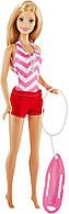 """Кукла Барби спасатель серия """"Я могу быть..."""" Barbie Careers Lifeguard Doll"""