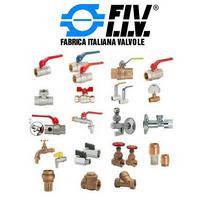 Запорная арматура FIV (Италия)