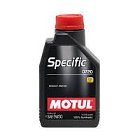 Моторное масло Motul Specific 0720 5W-30 5л
