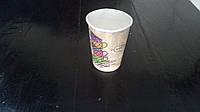 Одноразовые стаканчики 175 мл 4цвета
