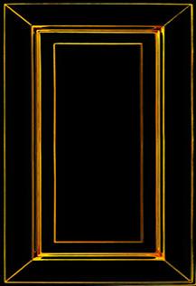 фасад МДФ Роял Классик черный с золотой патиной