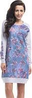 Ночная рубашка женская DN 8011 TM Размеры: S