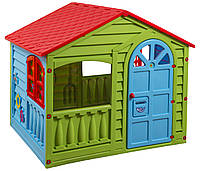 Детский игровой домик PalPlay Happy House