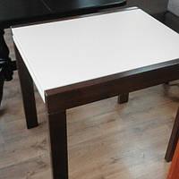 Стол обеденный Престиж-2 -орех-ваниль1054(2108)х818х750мм, фото 1