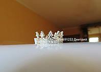 Стильное кольцо Корона
