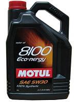 Моторное масло Motul 8100 Eco-nergy 5W-30 1л