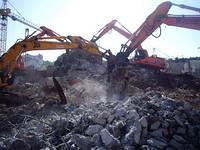 Демонтажные работы Киев