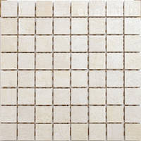 Керамогранит STILE COTTO CLASSICO BEIGE MQAX21 мозайка 32,5х32,5 см