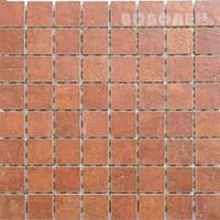 Керамогранит STILE COTTO CLASSICO ROSSO  MQAX22 мозайка 32,5х32,5 см