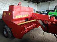 Пресс-подборщик тюковый  Welger AP38. Бесплатная доставка