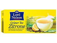Чай в пакетиках Lord Nelson Zitrone (25 шт.)