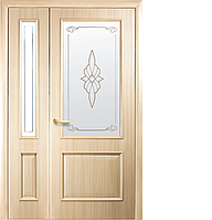 Межкомнатные двойные двери Вилла