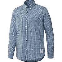 Рубашка мужская adidas Men's Gingham Shirt F77310 адидас