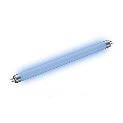 Ультрафиолетовая флюоресцентная лампа низкого давления для уничтожителей насекомых 6 Ватт, фото 2