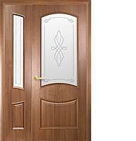 Межкомнатные двойные двери Донна