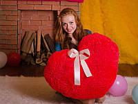 Мягкая игрушка Плюшевое Сердце (подушка)