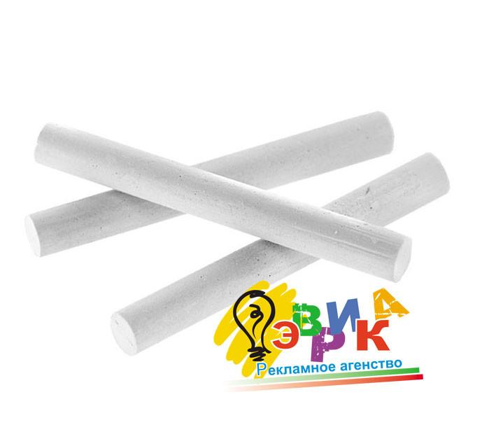Мелки белые для рисования комплект - РА Эврика в Киеве
