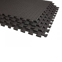 Коврик под тренажер LiveUP Eva Inter-lock Mat black (LS3259)