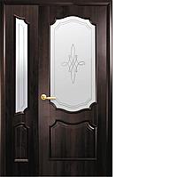 Межкомнатные двойные двери Рока