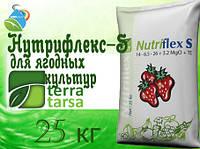 Нутрифлекс-S.Удобрения для внекорневой подкормки и фертигации ягодных культур(земляника,смородина)