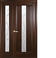 Межкомнатные двойные двери Премьера