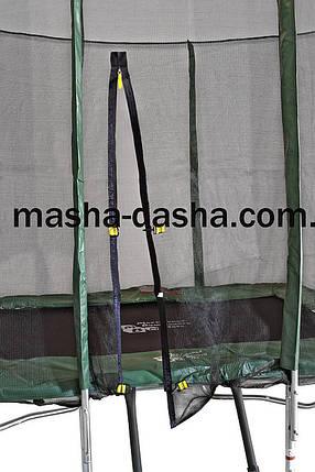 Защитная сетка для батута 457 с ножками для крепления, фото 2
