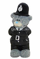 Силиконовая форма Тедди полицейский 3D