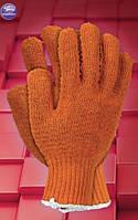 Перчатки рабочие с ПВХ покрытием RDZFLAT, фото 1