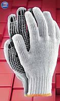 Перчатки рабочие с ПВХ покрытием RDZN
