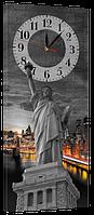 Часы на холсте 30 х 75 см CH-48