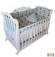 Детская постель Twins Comfort 4 элемента