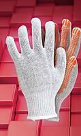 Перчатки рабочие с ПВХ покрытием RDZN-flexiFLUO, фото 1