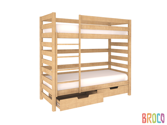 Кровать Woodman двухъярусная , фото 2