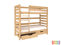 Кровать Woodman двухъярусная