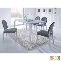 Деревянный стол Signal Mezzo белый
