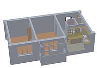 3D моделирование и анимация жилой недвижимости