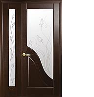 Межкомнатные двойные двери Амата