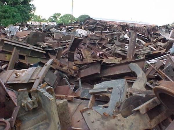 Вывоз и демонтаж металлома