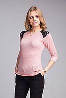 Женская блуза из очень мягкого и шелковистого трикотажа