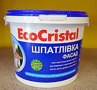 Фасадная шпаклевка ИР-21 EcoCristal Ирком  4,5 кг