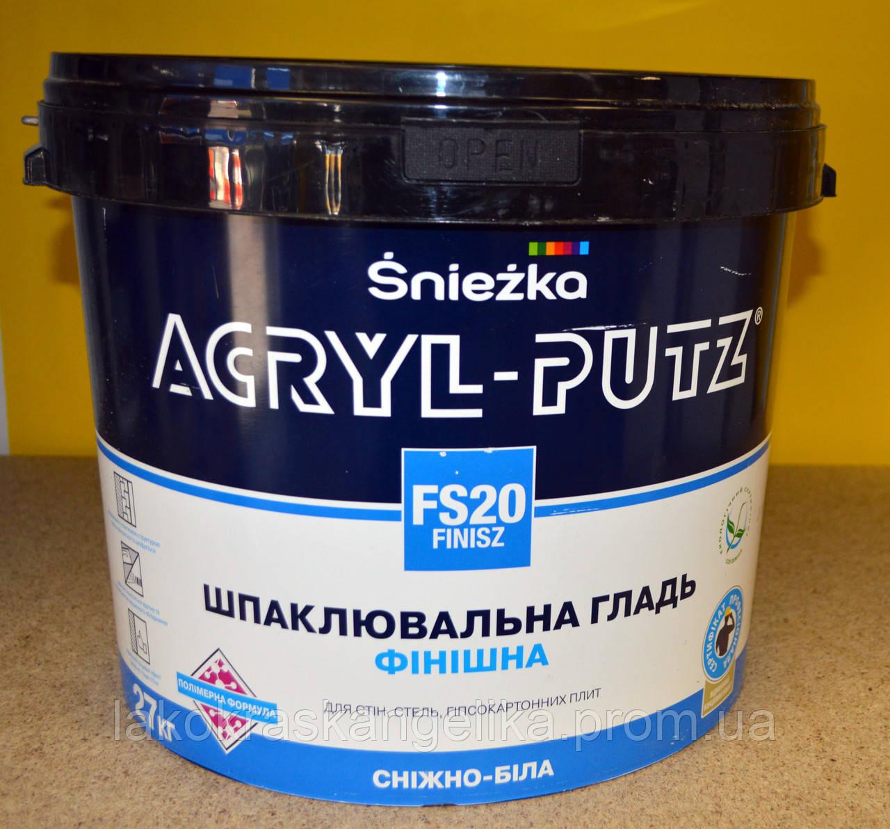 Продажа финишной шпатлевки акрил путц полиуретановый плинтус perfect перфект ab167