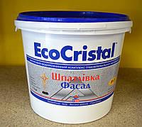Фасадная шпаклевка ИР-21 EcoCristal Ирком  7,5 кг