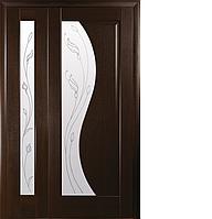 Міжкімнатні подвійні двері Ескада