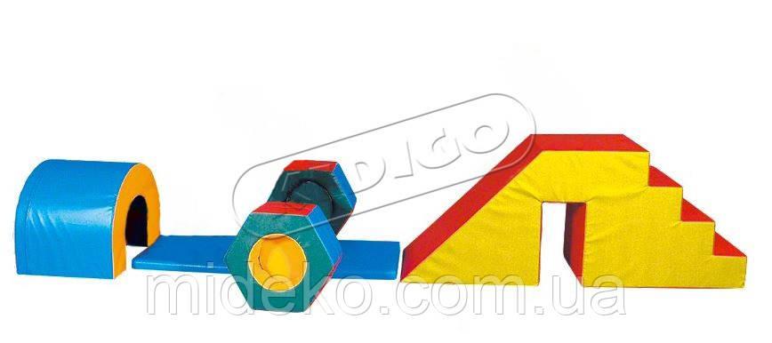 Полоса препятствий KIDIGO™ 4  MMSP4